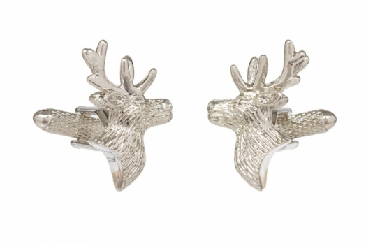 Stags Head Cufflinks
